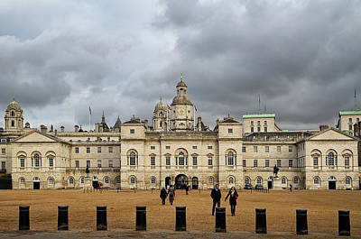 Photograph - Horse Guards Parade by Shirley Mitchell