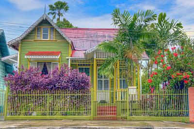 Photograph - House # 5 St. James by Nadia Sanowar