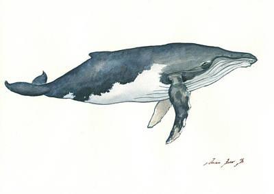 Humpback Whale Original