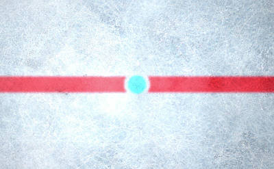 Stadium Digital Art - Ice Hockey Centre by Allan Swart
