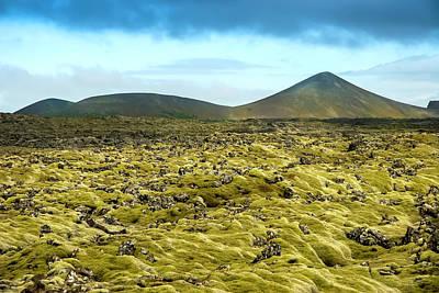 Photograph - Icelandic Landscape by KG Thienemann