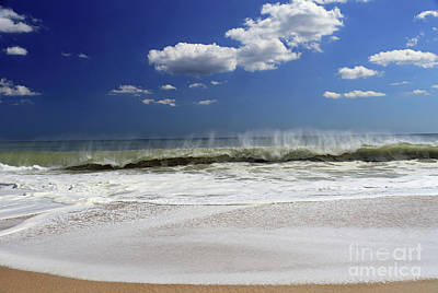 Photograph - Incoming Tide by Mary Haber