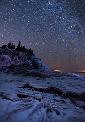 Canada Photograph - Indian Head Cove  by Cale Best