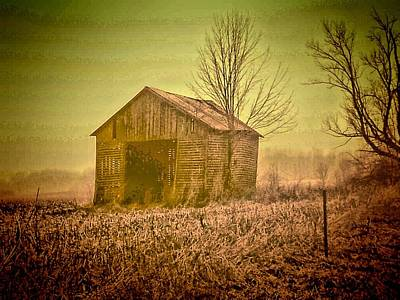 Photograph - Indiana Fall by Michael L Kimble