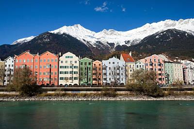 Innsbruck Art Print by Andre Goncalves