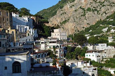 Photograph - Isle Of Capri by Harvey Barrison