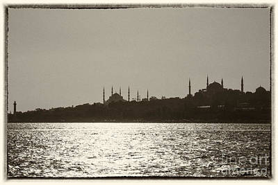 Photograph - Istanbul by Patricia Hofmeester