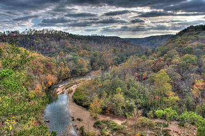Photograph - Jacks Fork River by Steve Stuller