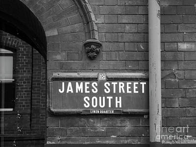 Photograph - James Street South by Jim Orr