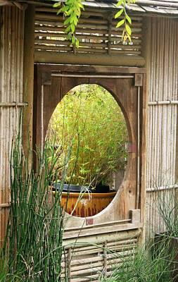 Photograph - Japanese Garden by Douglas Miller