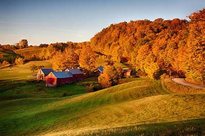 Photograph - Jenne Farm by Jeff Folger