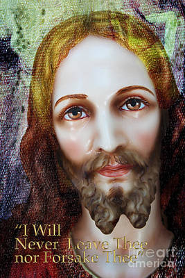Photograph - Jesus Christ by Carlos Diaz
