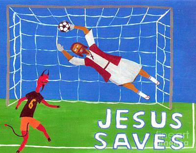 Jesus Saves Original