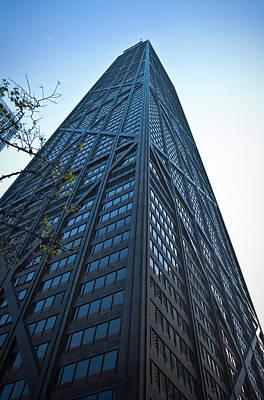 Photograph - John Hancock Building  by Eric Miller