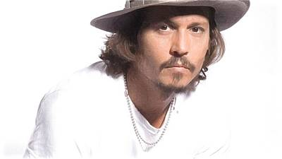 Johnny Depp  Print by Best Actors
