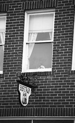 Jonesborough Tennessee - Window Over The Shop Art Print by Frank Romeo