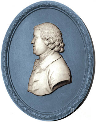 Photograph - Josiah Wedgwood by Granger