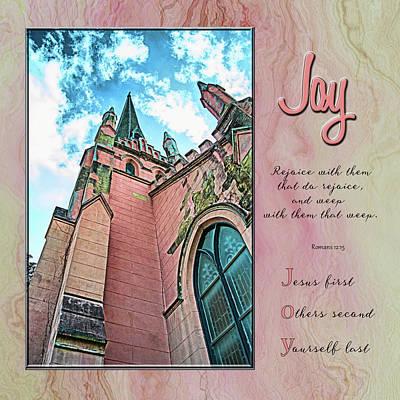 Photograph - Joy by Larry Bishop