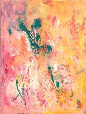 Painting - Jubilee by Sally Fraser
