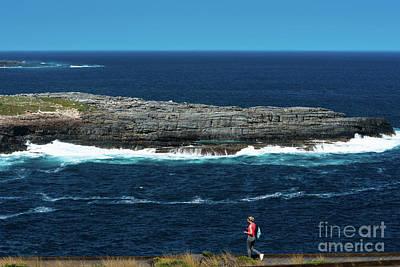 Photograph - Kangaroo Island Seascape by Andrew Michael
