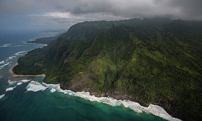 Photograph - Kauai Hawaii by Steven Lapkin