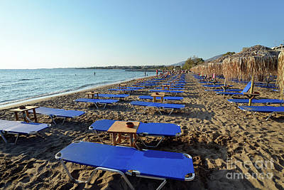 Photograph - Kavouri Beach by George Atsametakis