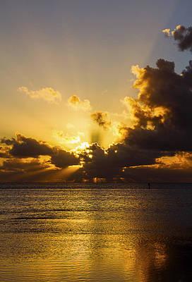 Photograph - Key West Sunrise 19 by Bob Slitzan