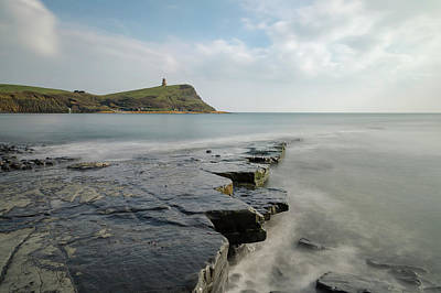 Peace Tower Wall Art - Photograph - Kimmeridge - England by Joana Kruse