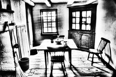 Photograph - Kitchen Of Meades Headquarters by Paul W Faust - Impressions of Light