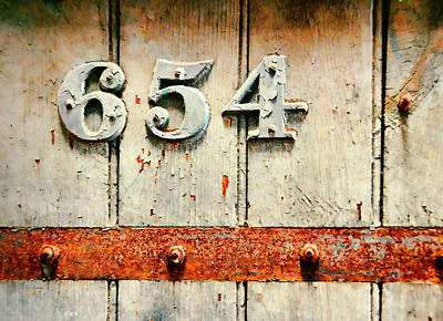 Photograph - Knock Twice by JAMART Photography