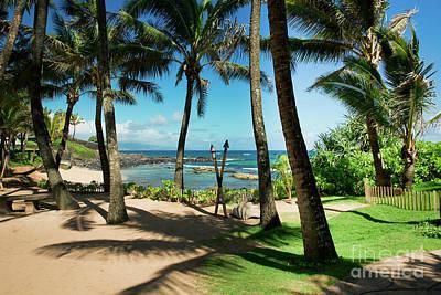 Photograph - Kuau Paia Maui North Shore Hawaii by Sharon Mau