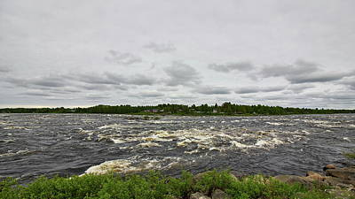 Photograph - Kukkolankoski by Jouko Lehto