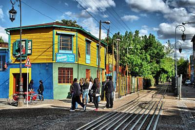 La Boca - Buenos Aires Art Print