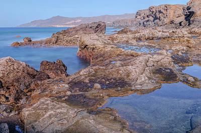 Berge Photograph - La Pared - Fuerteventura by Joana Kruse