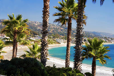 Photograph - Laguna Beach California Coast by Douglas Pulsipher