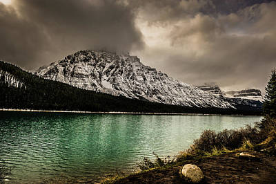 Photograph - Lake Louise by Bill Howard
