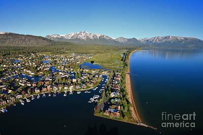 Photograph - Lake Tahoe by Shishir Sathe