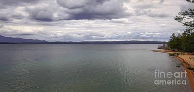 Photograph - Lake Winnipesaukee by Mim White