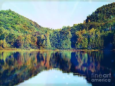 Photograph - Lakeshore by France Laliberte