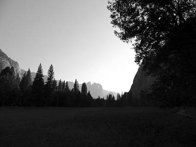 Photograph - Late Day In Yosemite by Eric Forster