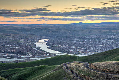 Lewiston Photograph - Lc Valley by Brad Stinson