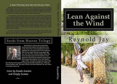 Lean Against The Wind Art Print