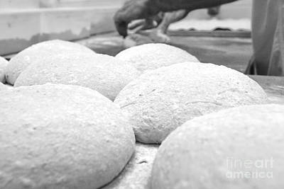 Leavening Loaves  Art Print by Oren Shalev
