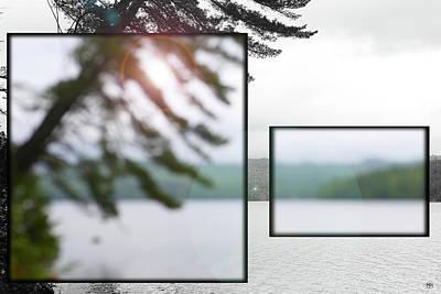 Photograph - 2 Lenses by John Meader