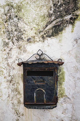 Mailbox Photograph - Letter Box by Joana Kruse