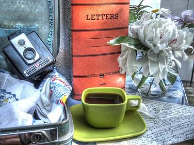 Letters From Home Original by Jane Linders