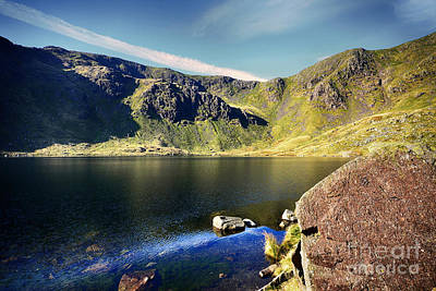 Lever Photograph - Levers Water by Nichola Denny