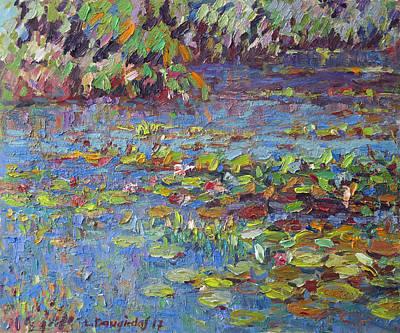 Lily Pond Original