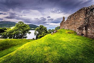 Photograph - Loch Ness by Bill Howard