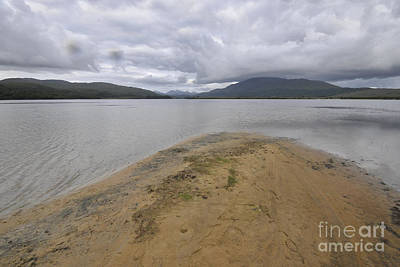 Scottish Highlands Wall Art - Photograph - Loch Shiel by Smart Aviation